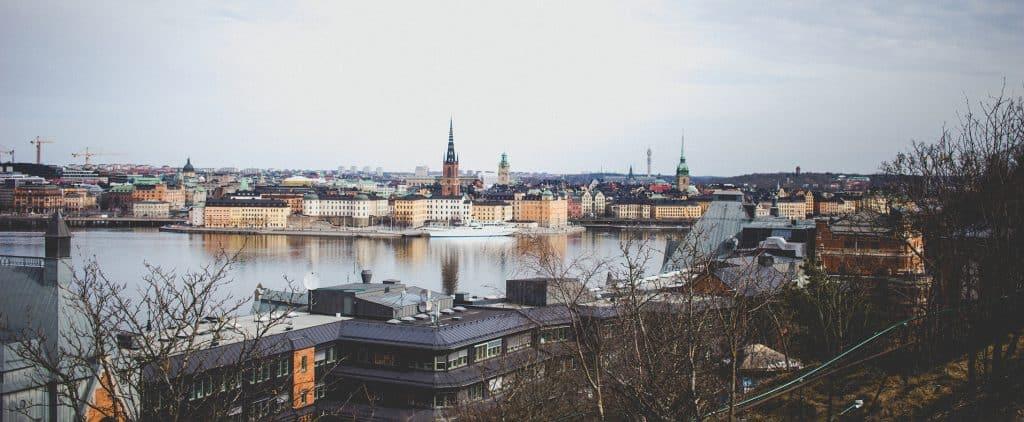 Stockholms stads framkomlighets strategi thumbnail.