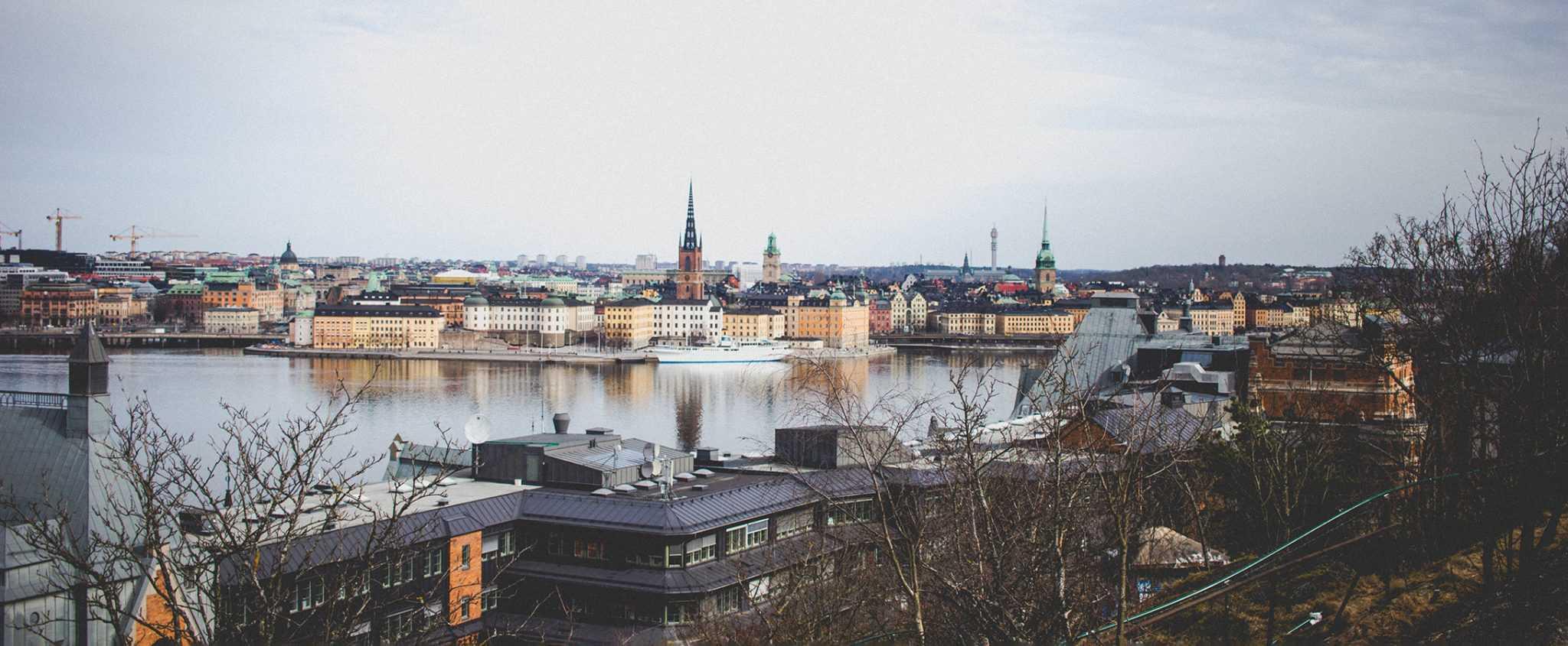 Stockholms stads framkomlighets strategi image.