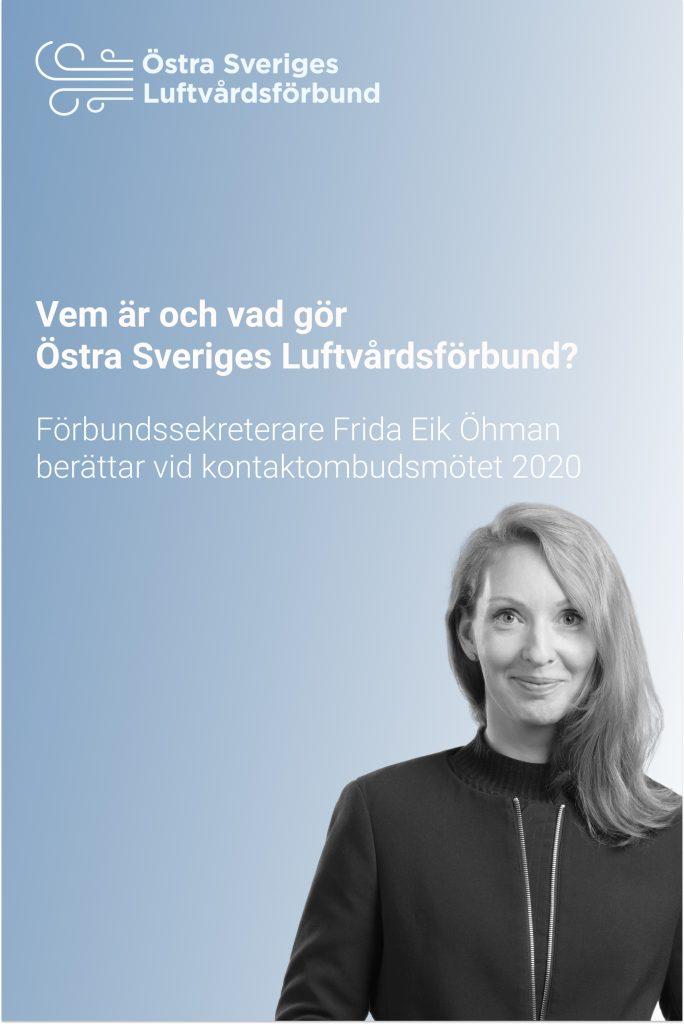 Östra Sveriges Luftvårdsförbund -Vem är vi och vad gör vi? thumbnail.